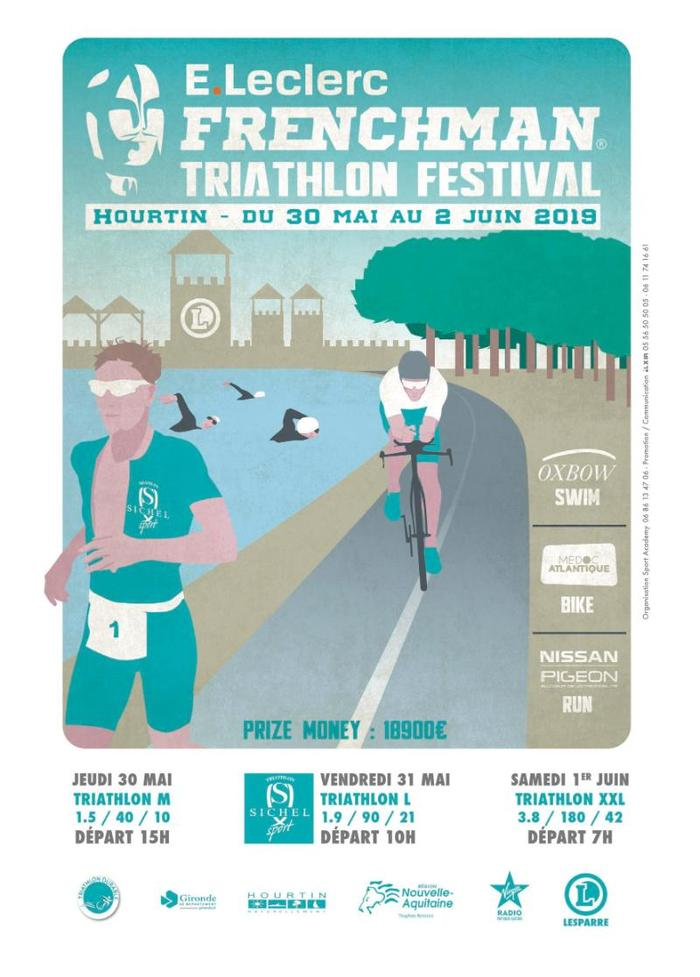 FRENCHMAN THRIATHLON
